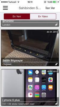 NAR UK - SATILIK KIRALIK ILAN apk screenshot