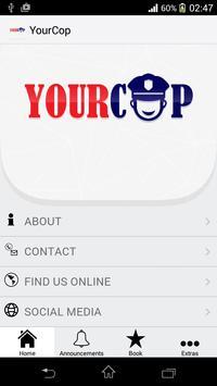 YourCop apk screenshot