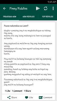 Pinoy Riddles poster