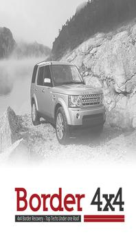 Border 4x4 Border Recovery poster