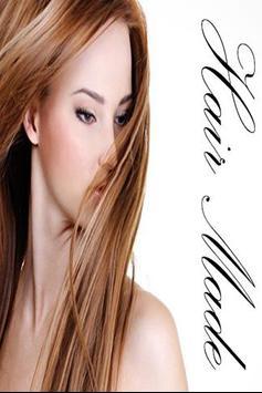 Hair Made Salon Warrington poster