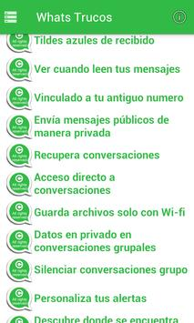 Cheats and Secrets for Whatsap poster