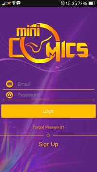 Minicomics apk screenshot