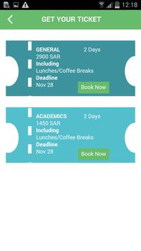 Saudi Marketing Conference apk screenshot