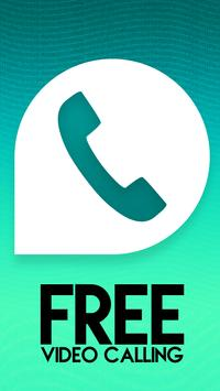 Free Video Calling Chat - HD! poster