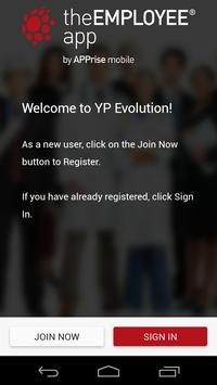 YP Evolution (English) apk screenshot