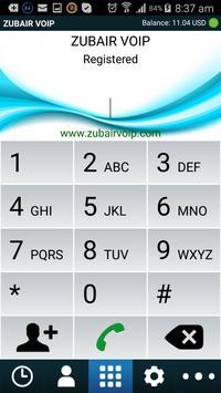 ZUBAIR VOIP poster