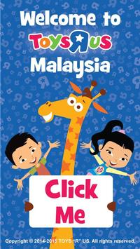 """Toys""""R""""Us Malaysia poster"""