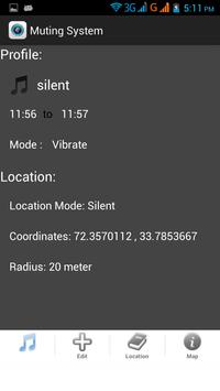 Auto Silent apk screenshot