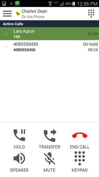 Zultys Mobile apk screenshot