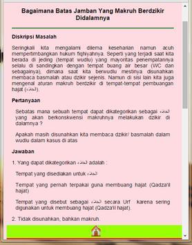 Bahtsul Masail apk screenshot