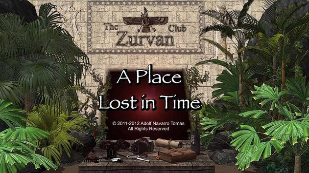 A Place Lost in Time poster