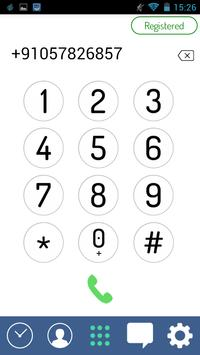 ZuteSipDialer Plus Voip Dialer apk screenshot