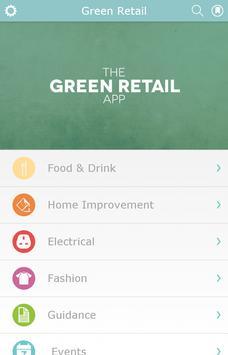 Green Retail apk screenshot