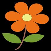 那些花儿——常见花卉辨识 icon