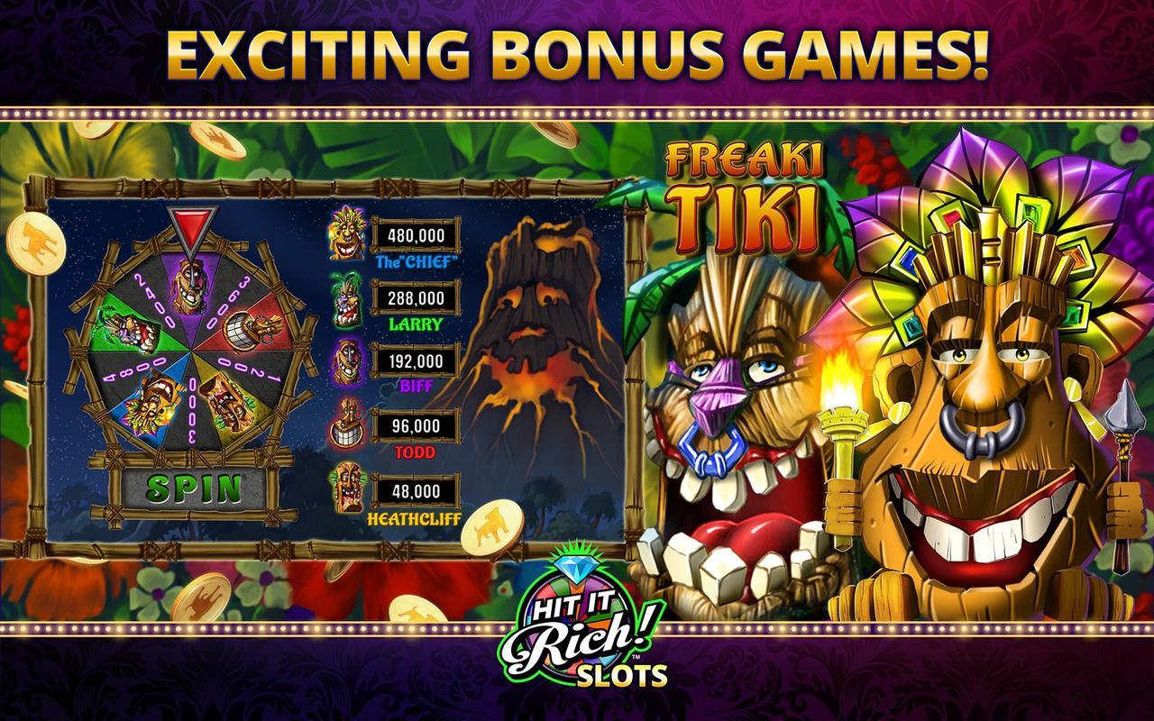 Free Slot Hit It Rich