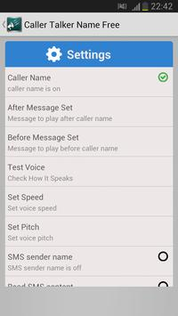 Caller Name Talkere Free CTN apk screenshot