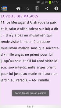 60 hadiths du prophète apk screenshot