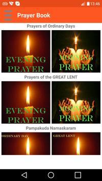 Syrian Orthodox Prayer Book poster