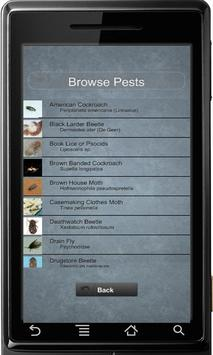 Collection Pests Reference apk screenshot