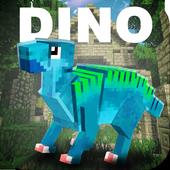 Dino mod for Minecraft icon