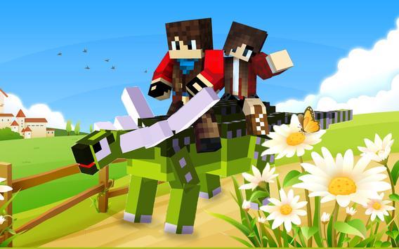 Dino mod for Minecraft apk screenshot
