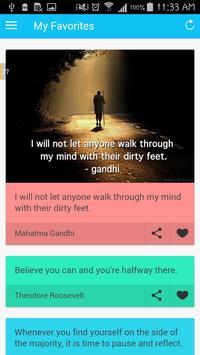 Evergreen Quotes apk screenshot