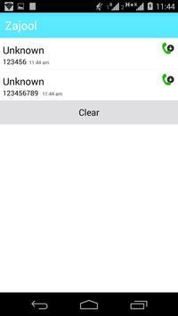 Zajool apk screenshot