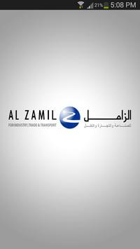 Alzamil Company شركة الزامل poster