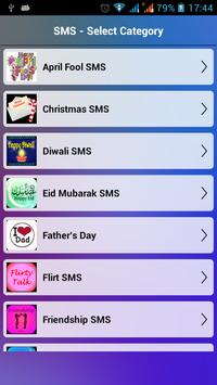 New SMS Collection 2014! apk screenshot