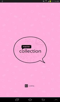 New Famous Poetry Collection apk screenshot