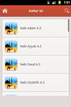 Kisah 25 Nabi Dan Rasul apk screenshot