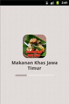 Makanan Khas Jawa Timur apk screenshot