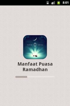 Manfaat Puasa Ramadhan poster