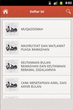 Manfaat Puasa Ramadhan apk screenshot
