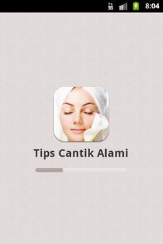 Tips Cantik Alami apk screenshot