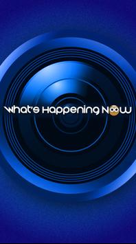 What's Happening Now poster