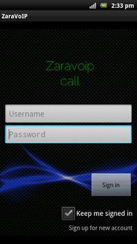 Zaravoip poster