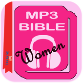 The Bible in MP3 - Women icon