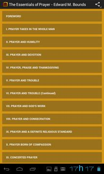 The Essentials of Prayer apk screenshot