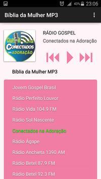 Bíblia da Mulher MP3 apk screenshot