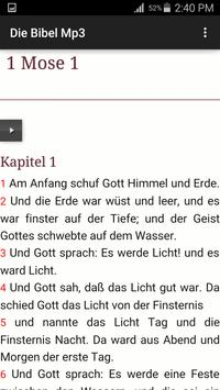 Die Bibel MP3 apk screenshot