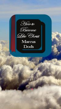 How to Become Like Christ poster