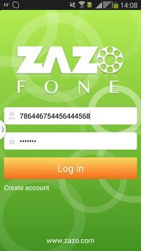 ZAZO Mobile Dialer poster