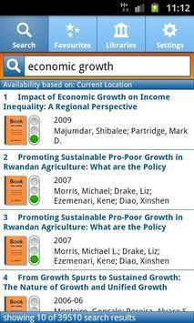 EconBiz apk screenshot