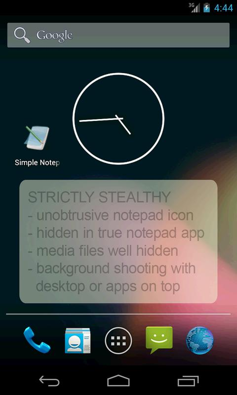 Mobile Hidden Camera APK Download - Free Photography APP for Android ...