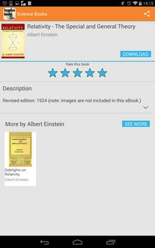 Science Books apk screenshot