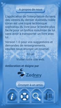Exégèse du dernier Dixième FR apk screenshot