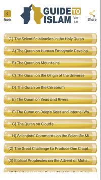 Guide To Islam apk screenshot