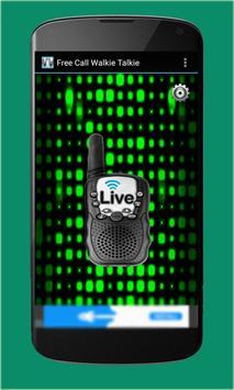 Free Call Walkie talkie apk screenshot